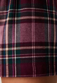 OYSHO - MIT KAROS - Pantaloni del pigiama - dark purple - 3