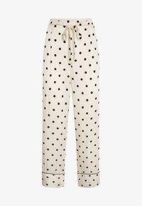 OYSHO - MIT PRINT - Nattøj bukser - beige - 5