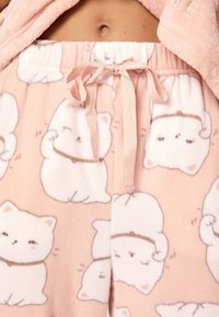 OYSHO - LUCKY CAT - Pantaloni del pigiama - rose - 3
