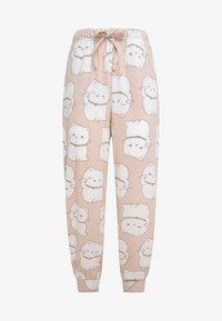 OYSHO - LUCKY CAT - Pantaloni del pigiama - rose - 5