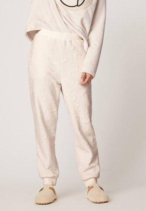 Pantaloni del pigiama - beige