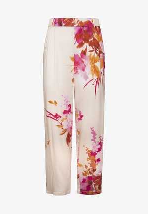 MIT ROSA BLUMEN - Pyjamabroek - light pink