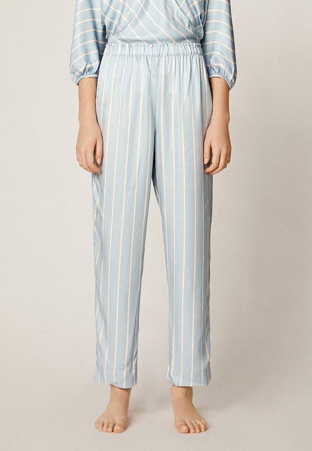 Pyjamasbyxor - light blue