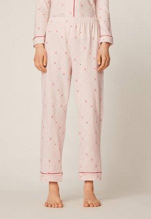 LOVE - Bas de pyjama - rose