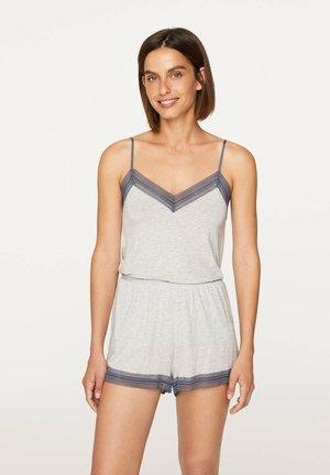 MIT MODAL-ANTEIL  - Pantaloni del pigiama - grey