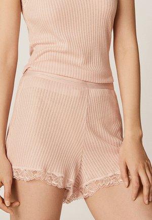 Pyjama bottoms - rose