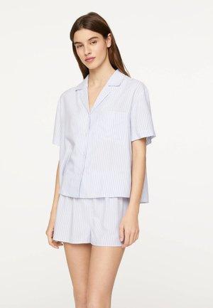 Pyžamový spodní díl - light blue