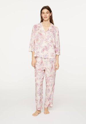 Bas de pyjama - mauve