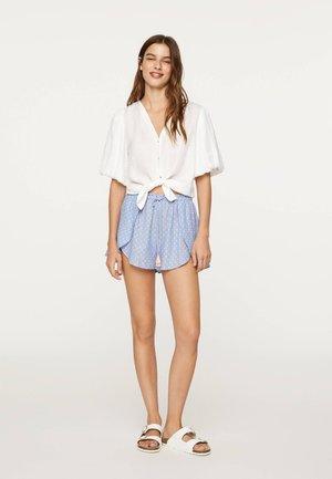 PLUMETI  - Shorts - light blue