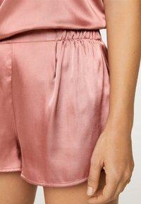 OYSHO - Pantaloni del pigiama - mauve - 4