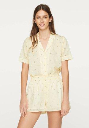 Pyžamový spodní díl - yellow