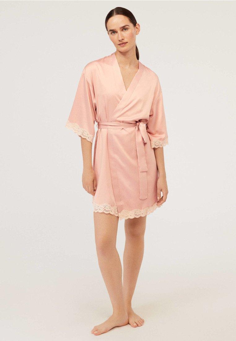 OYSHO - Dressing gown - rose