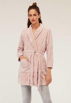 MIT PUNKTEN  - Dressing gown - mauve