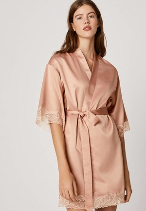Dressing gown - rose