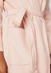 OYSHO - Dressing gown - rose - 3