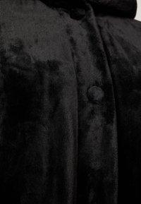OYSHO - Dressing gown - black - 4