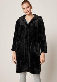 OYSHO - Dressing gown - black - 0