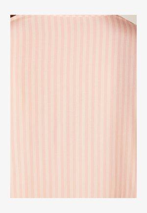 NACHTHEMD MIT ROSAFARBENEN STREIFEN 30272168 - Noční košile - rose