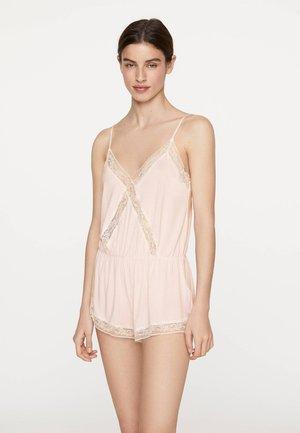 OVERALL IM DESSOUS-LOOK AUS MODAL 31396281 - Pyjama - rose