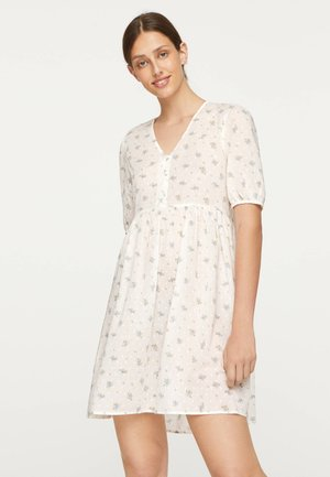 PLUMETIS - Nightie - white