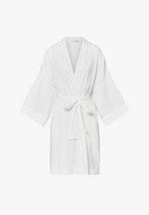 PLUMETI - Dressing gown - white