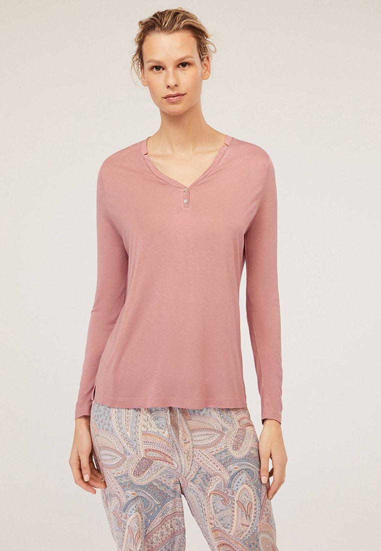 OYSHO - Pyjama top - rose