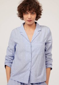 OYSHO - Haut de pyjama - blue - 0