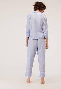 OYSHO - Haut de pyjama - blue - 2