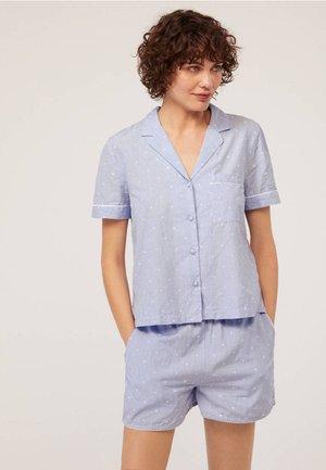 Nachtwäsche Shirt - blue