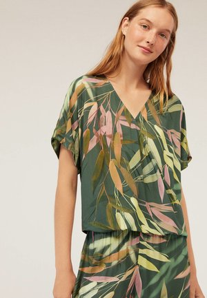 Pyjamapaita - green