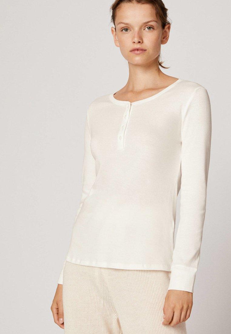 OYSHO - Nattøj trøjer - white