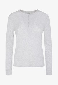 OYSHO - Nattøj trøjer - light grey - 5