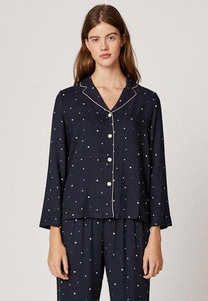 Pyjamasöverdel - dark blue