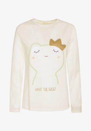 Maglia del pigiama - off white