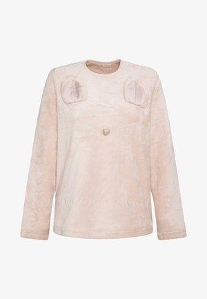 MIT MAUSDETAILS  - Maglia del pigiama - rose