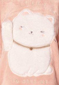 OYSHO - LUCKY CAT - Maglia del pigiama - rose - 4