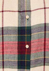 OYSHO - SLIM FIT - Maglia del pigiama - red - 4