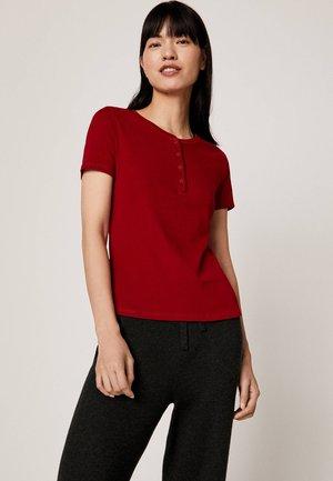 Maglia del pigiama - red