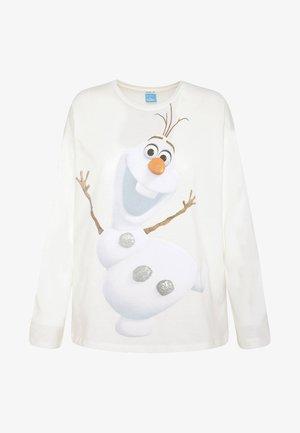 FROZEN© OLAF  - Koszulka do spania - white