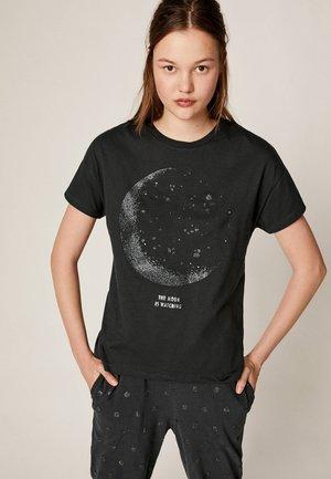 MIT KOSMISCHEM  - Koszulka do spania - black