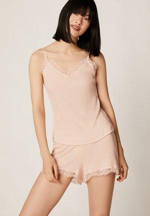 Pyjamashirt - rose