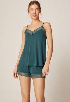 Maglia del pigiama - turquoise