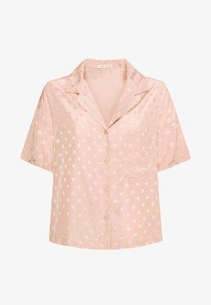 Haut de pyjama - mauve