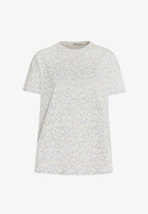 MIT MARGERITEN - Haut de pyjama - light grey