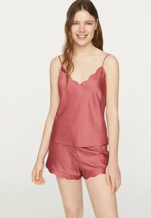 Maglia del pigiama - mauve