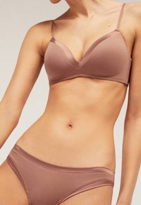 OYSHO - JOIN LIFE - Briefs - brown - 4
