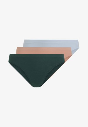 3 PACK - Slip - green