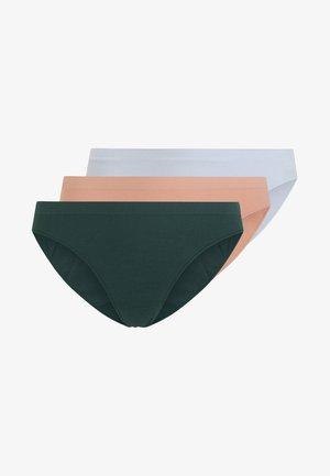 3 PACK - Figi - green
