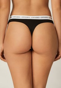 OYSHO - 3 PACK - String - white - 1