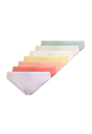 7  - Slip - multi-coloured
